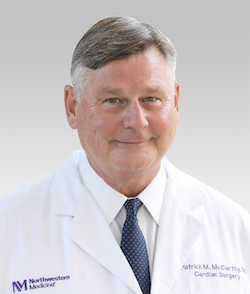 Dr. Patrick McCarthy - Surgical Ablation Surgeon